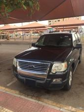 فورد اكسبلورر XLT AdvancTrac RSC 2007