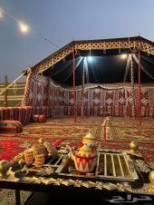 مخيم ابو وليد للايجار جنوب جدة