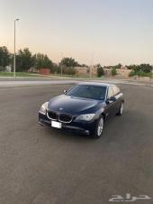 BMW 730 سعودي موديل 2012 صيانات بالوكالة