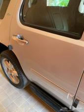 تاهو LTZ صغير فضي دبل موديل 2012 للبيع في الر