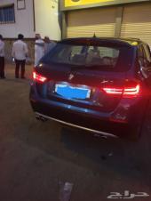 BMW 2011 أربعة سلندر X1
