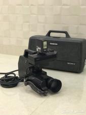 تراث كاميرا فديو قديم شركة سوني