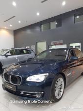 BMW 740 LI 2013 فل كامل مراتب كمفورت وشاشات