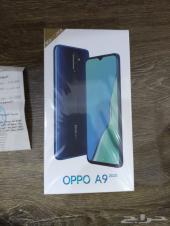 Oppo a9 2020 8 قيقا رام تم البيع