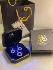 اجمل الهدايا الحصرية طلاء ذهب وزريكون 2020