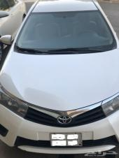كورولا  Toyota Corolla XLi 2015