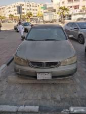 سيارة مكسيما موديل 2002