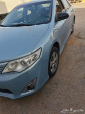 للبيع كامري 2012 GL ممشى 206 الف