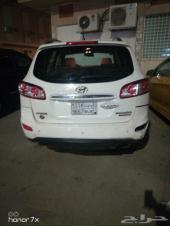 للبيع سياره سنتافي مديل 2012