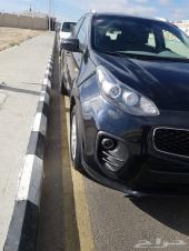 سيارة كيا سبورتاج للبيع في الطايف