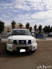 سياره Nissan Armada 2007للبيع أرمادا مفحوص