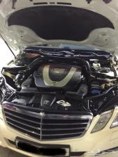 مرسيدس E300  2011 شبه مخزن