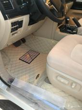جلد للسيارات ارضيات بلاتنيوم لكزس لاند كروزر