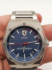 ساعة فيراري Ferrari أصليه جديدة  (تم البيع)