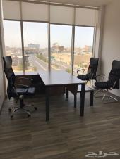 مكاتب فاخرة للايجار شارع الامير سلطان