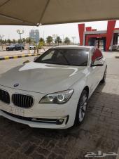 BMW 2015 730 بودي وكالة ولوحة مميزة