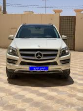 جيب مرسيدس Mercedes Benz GL500 2014