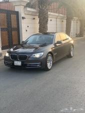 BMW 730 Li 2014