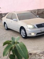 لكزس430. 2003 سعودي