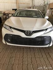 تويوتا كامري L E استاندر سعودي 2020