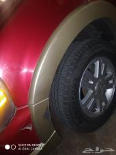 سياره فورد اكسبلورر موديل 2008 لون أحمر