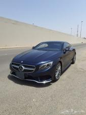 Mercedes S Coupe - S 500-2017