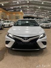 تويوتا كامري 2019 6 سلندرارسال السيارة لمقركم