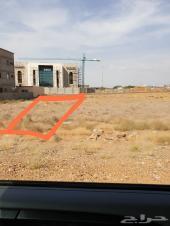 ارض تجارية ضاحية الملك فهد صامطة