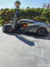 McLaren 570s - 2016