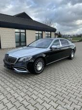 مرسيدس بنز Mercedes-Benz S 650 MAYBACH