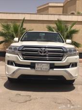 لاندكروزر 2017 سعودي ( تم البيع )