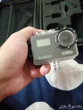 كاميرا قوبرو شبه جديده