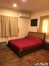شقة2غرفةمؤثثة1750ريال شهرياجدةالصفاالشاكرين