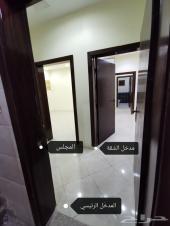 شقة 4 غرف للإيجار حي بطحاء قريش