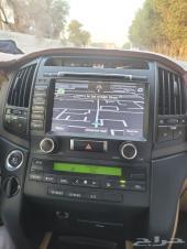 تويوتا لاند كروزر 2015 بحالة الوكالة V6
