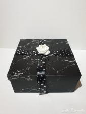 صندوق هديتك جاهز وفخم فقط ضع فيه الهدية