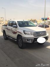 هايلوكس 2017 دبل سعوديه