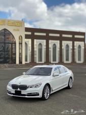 بي إم دبليو BMW 750Li .. امريكي ( طلبيه )
