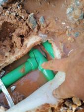 كشف تسربات المياه تقرير شركة المياه عزل خزانا