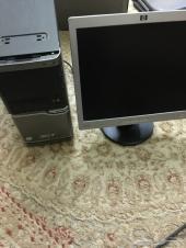 كمبيوتر مكتبي core2 duo