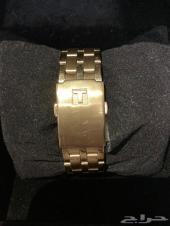 ساعة رجالية Tissot شبه جديدة