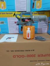 جهاز الضباب الكوري جولد 2000
