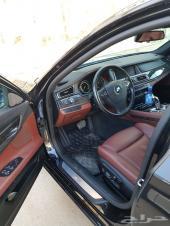 BMW 750 2015 فل