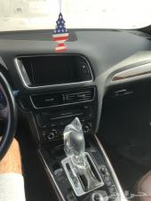 سياره اودي Q5 موديل 2011 (6 سلندر)