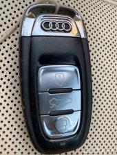 مفتاح اودى  2012
