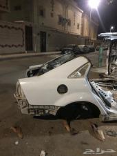 قطع طائرة تبع وكالة الطيران السعودية