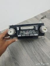 مسجل وراديو جمس قديم