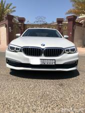 للبيع BMW 520 موديل2018