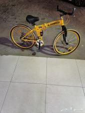 للبيع دراجه سيكل 26
