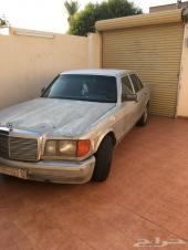 مرسيدس 300 1991